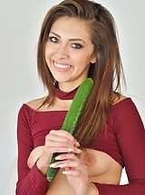 homemade dildo, Kara